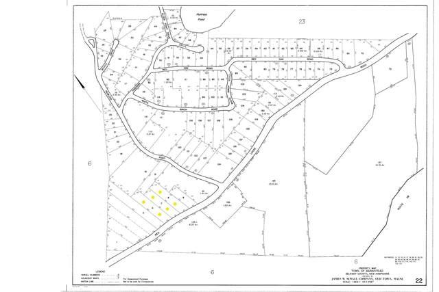 Lots 6,7,8 Wes Locke Road, Barnstead, NH 03218 (MLS #4859021) :: Keller Williams Realty Metropolitan