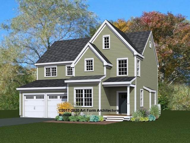 Lot 103 Lorden Commons Lot 103, Londonderry, NH 03053 (MLS #4859024) :: Signature Properties of Vermont