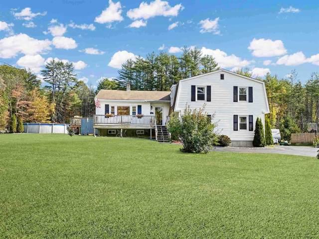 19 Pine Grove Drive, Belmont, NH 03220 (MLS #4859027) :: Keller Williams Realty Metropolitan