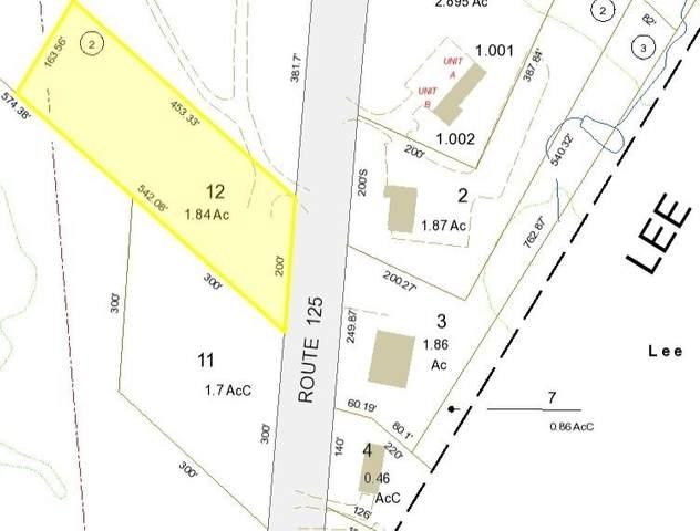 26512 Calef Highway, Barrington, NH 03825 (MLS #4859037) :: Keller Williams Realty Metropolitan