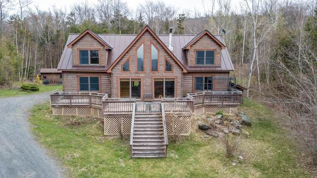 75 Beaver Meadow Road, Roxbury, VT 05669 (MLS #4859171) :: Signature Properties of Vermont