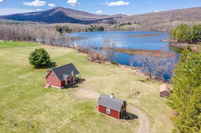 799 Tinmouth Road, Danby, VT 05739 (MLS #4859220) :: Hergenrother Realty Group Vermont