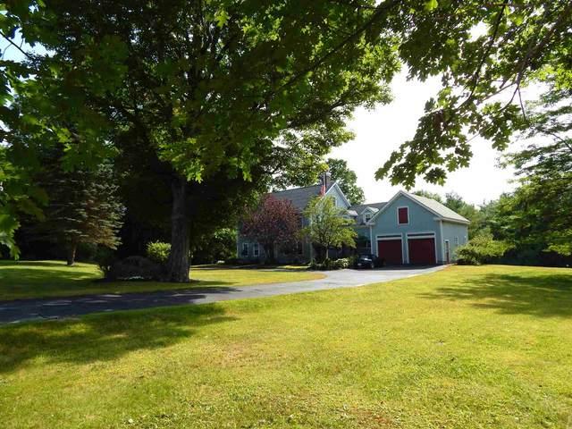 35 Richards Road, Newbury, NH 03255 (MLS #4859258) :: Keller Williams Realty Metropolitan