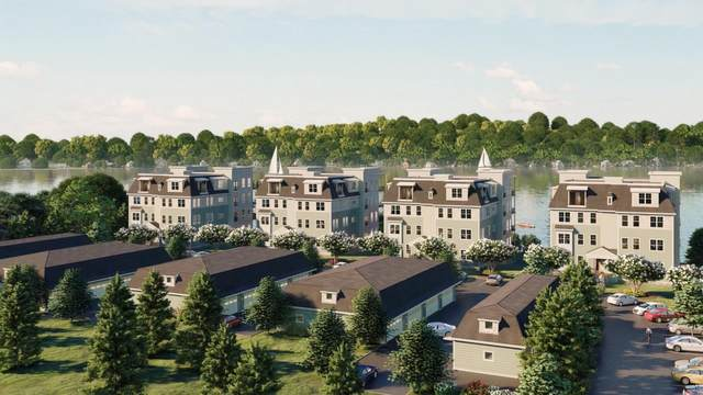 1336 Union Avenue Unit 4 (2 North, Laconia, NH 03246 (MLS #4859305) :: Keller Williams Realty Metropolitan