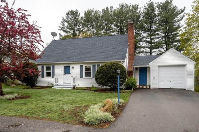 87 Meadow Road, Portsmouth, NH 03801 (MLS #4859330) :: Signature Properties of Vermont