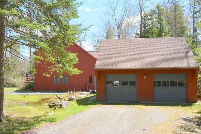 47 Walton Heath Drive, Grantham, NH 03753 (MLS #4859375) :: Signature Properties of Vermont