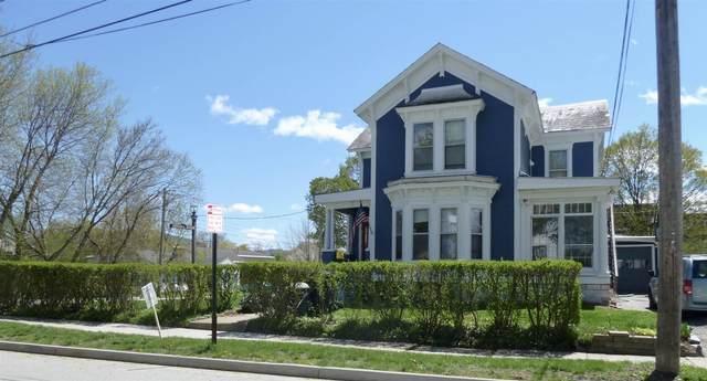 96 Park Avenue, Rutland City, VT 05701 (MLS #4859448) :: The Gardner Group