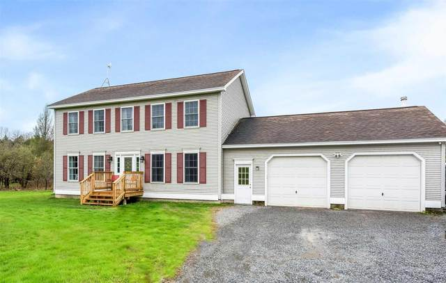 136 West Street Road, Fairfax, VT 05454 (MLS #4859479) :: Signature Properties of Vermont