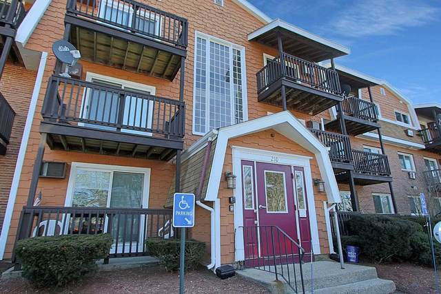 210 Brook Village Road #15, Nashua, NH 03062 (MLS #4859485) :: Keller Williams Realty Metropolitan