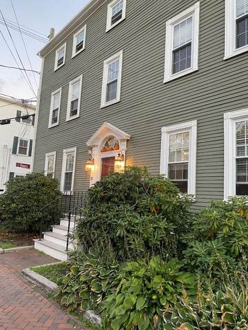 98 Court Street #5, Portsmouth, NH 03801 (MLS #4859501) :: Keller Williams Realty Metropolitan