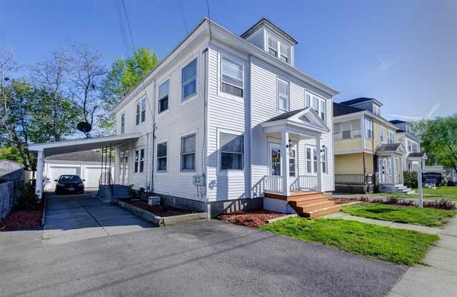 50 Gilman Street, Nashua, NH 03060 (MLS #4859503) :: Keller Williams Realty Metropolitan