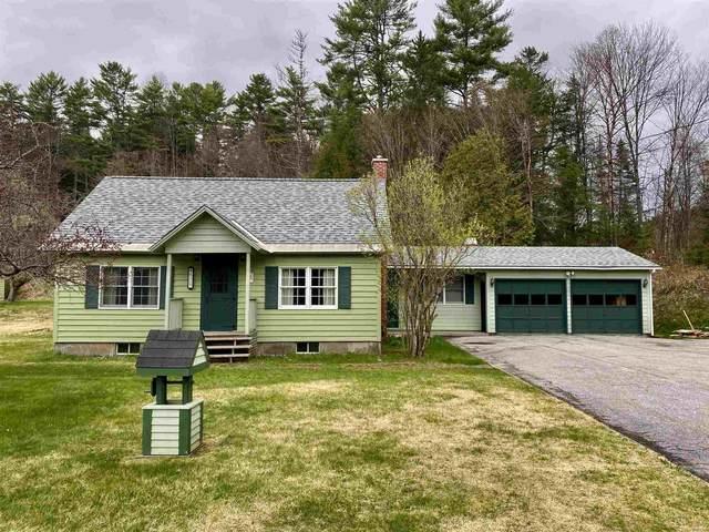 4117 Vt Route 14, Calais, VT 05650 (MLS #4859534) :: Signature Properties of Vermont
