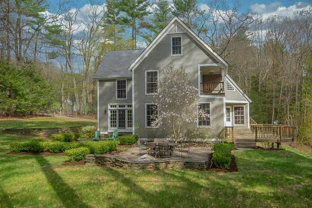 615 West Hill Road, Putney, VT 05346 (MLS #4859539) :: Signature Properties of Vermont