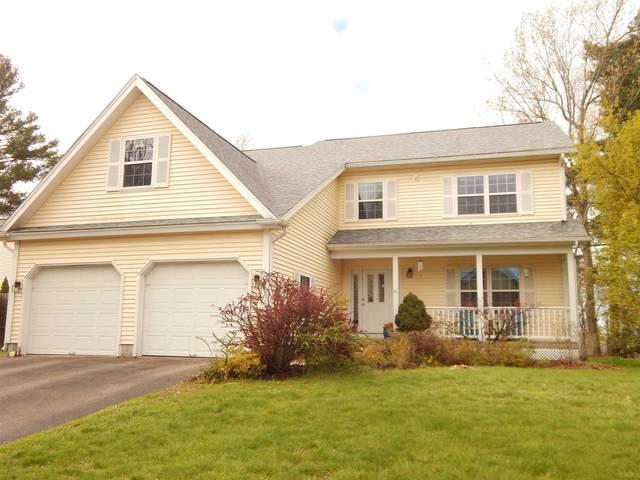 46 Tyler Drive, Essex, VT 05452 (MLS #4859573) :: The Gardner Group