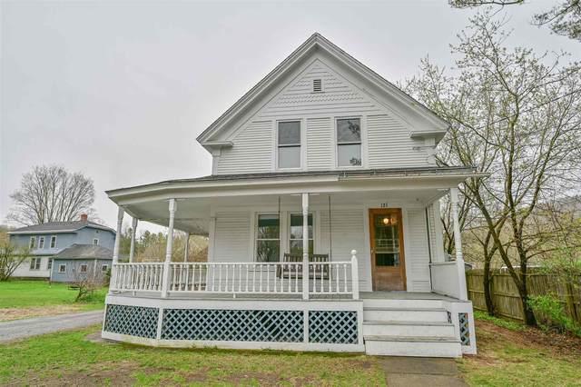 121 Highland Avenue, Hardwick, VT 05843 (MLS #4859681) :: The Gardner Group