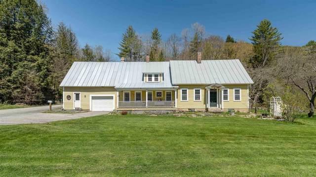 20 Gully Road, Woodstock, VT 05091 (MLS #4859683) :: Signature Properties of Vermont