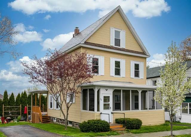 26 Chase Street, Burlington, VT 05401 (MLS #4859742) :: The Gardner Group