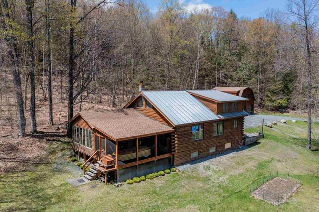 290 Porter Road, Plainfield, NH 03781 (MLS #4859837) :: Signature Properties of Vermont