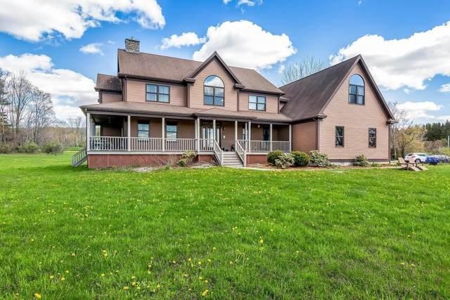 26 Osgood Hill Road, Essex, VT 05452 (MLS #4859924) :: Signature Properties of Vermont