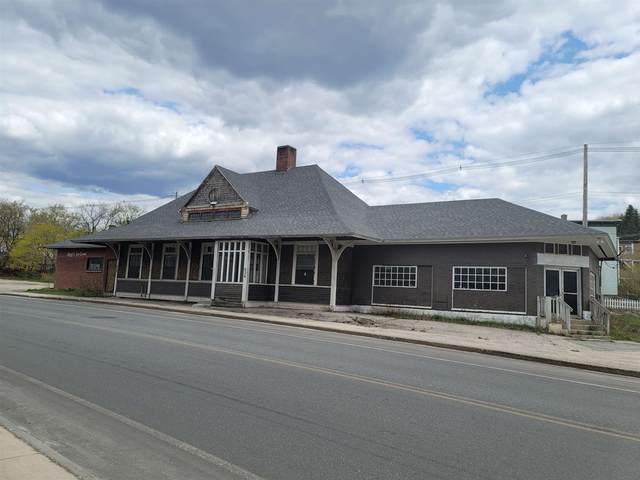 634 Hutchins Street, Berlin, NH 03570 (MLS #4859929) :: Signature Properties of Vermont