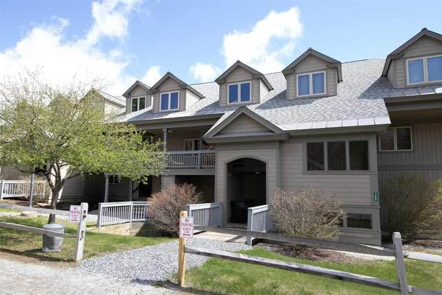 158 Solitude Road K-303, Ludlow, VT 05149 (MLS #4859930) :: Keller Williams Realty Metropolitan