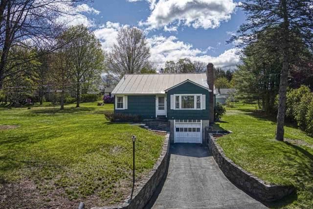 11 Crawford Avenue, Lebanon, NH 03784 (MLS #4860012) :: Signature Properties of Vermont