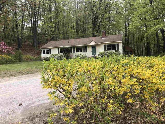 16 Bonds Corner Road, Hancock, NH 03449 (MLS #4860013) :: Signature Properties of Vermont