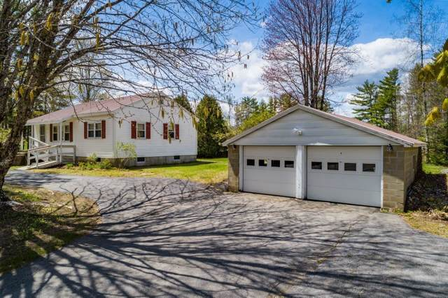 1303 Whittier Highway, Moultonborough, NH 03254 (MLS #4860035) :: Keller Williams Realty Metropolitan