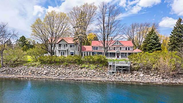 58 Homestead Road, Swanton, VT 05488 (MLS #4860044) :: Signature Properties of Vermont