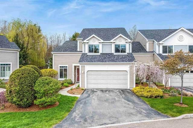 46 Woodthrush Circle, South Burlington, VT 05403 (MLS #4860122) :: Signature Properties of Vermont
