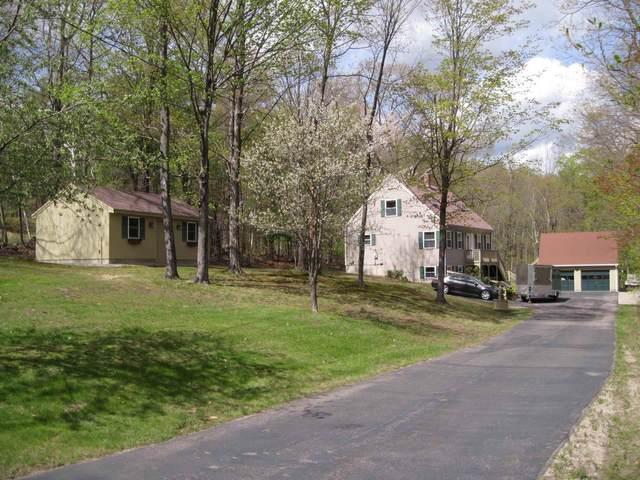 44 Hare Road, Milton, NH 03851 (MLS #4860145) :: Signature Properties of Vermont