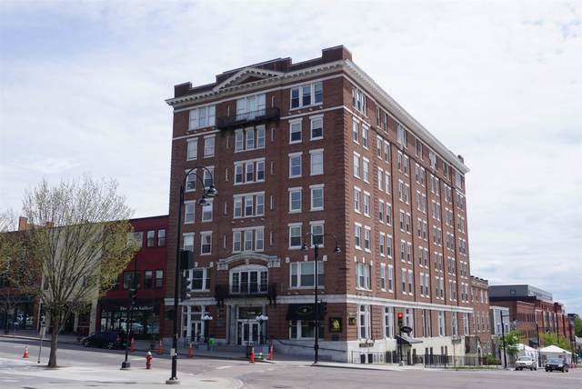 131 Main Street #204, Burlington, VT 05401 (MLS #4860152) :: Signature Properties of Vermont