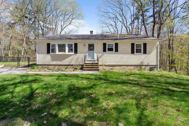 180 Fordway Extension, Derry, NH 03038 (MLS #4860249) :: Signature Properties of Vermont