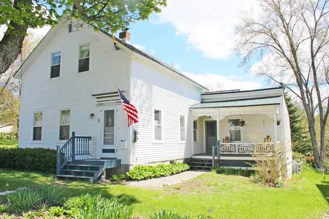 2 Rossiter Street, Brandon, VT 05733 (MLS #4860253) :: The Gardner Group