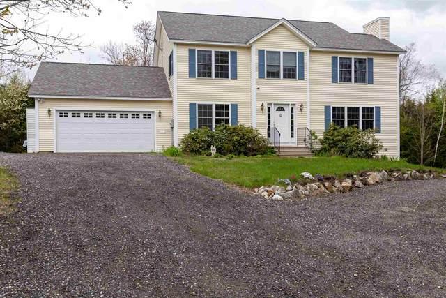 19 Glen Farm Road, Temple, NH 03084 (MLS #4860265) :: Signature Properties of Vermont