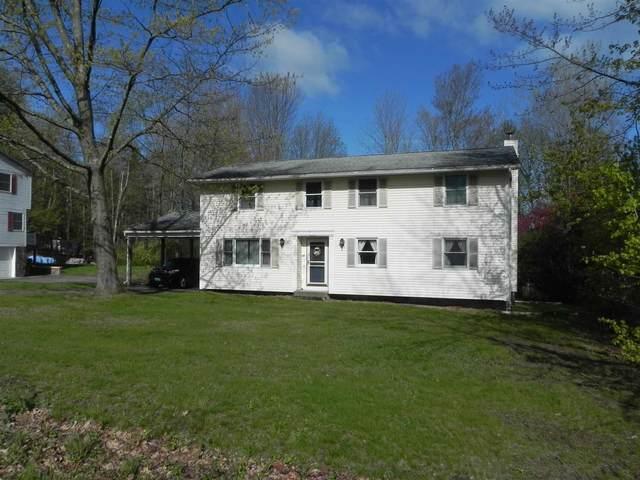 54 Birchwood Drive, Colchester, VT 05446 (MLS #4860293) :: Signature Properties of Vermont