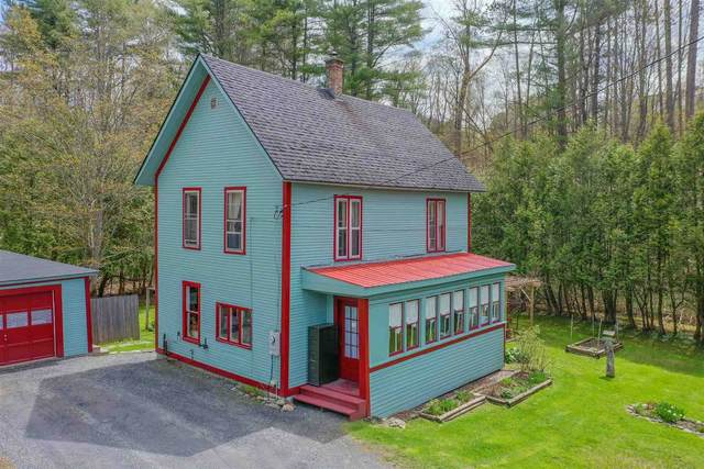 8 Whittier Street, Montpelier, VT 05602 (MLS #4860348) :: Signature Properties of Vermont