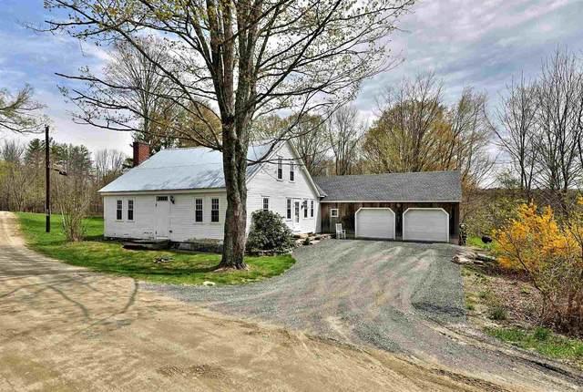 60 Gib Lockerby Road, Grafton, VT 05146 (MLS #4860386) :: Signature Properties of Vermont