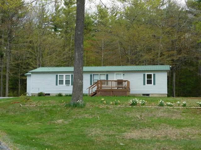 93 Bolan Road, Milton, NH 03851 (MLS #4860392) :: Signature Properties of Vermont