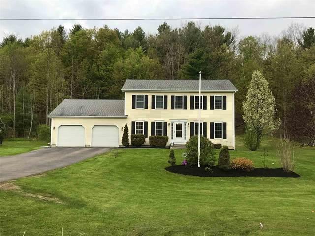 64 Long Pond Drive, Milton, VT 05468 (MLS #4860450) :: Signature Properties of Vermont
