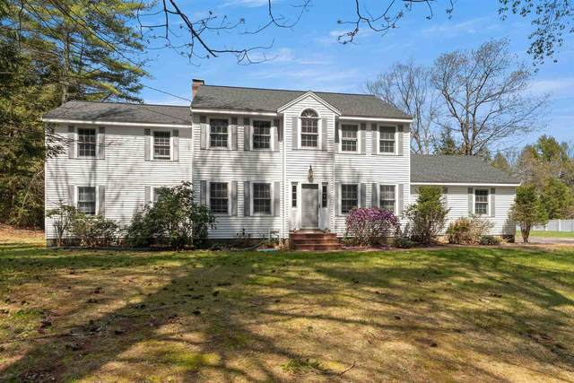 12 Copp Drive, Fremont, NH 03044 (MLS #4860477) :: Signature Properties of Vermont
