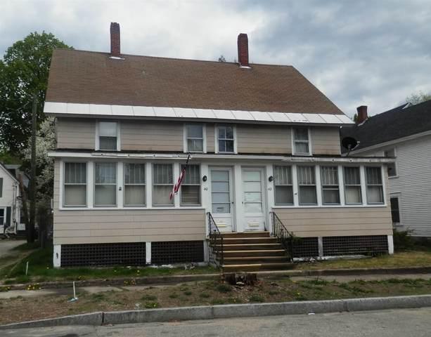 40/42 Elkin Street, Franklin, NH 03235 (MLS #4860495) :: Keller Williams Coastal Realty