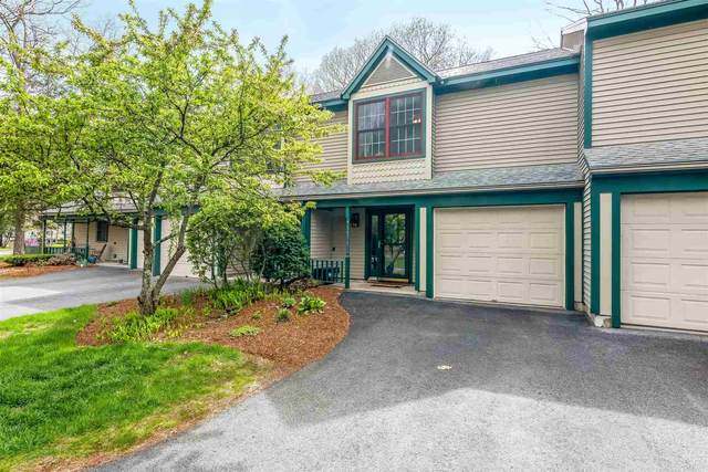 7 Saxonhollow Drive D2, Essex, VT 05452 (MLS #4860498) :: Signature Properties of Vermont