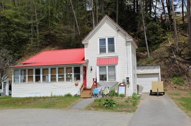 377 River Street, Springfield, VT 05156 (MLS #4860557) :: The Gardner Group