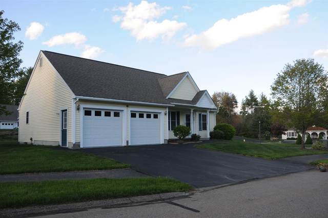 40 Dixon Drive, Litchfield, NH 03052 (MLS #4860563) :: Signature Properties of Vermont