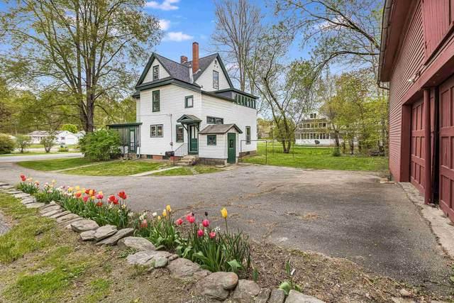 143 N Main Street, Lebanon, NH 03784 (MLS #4860570) :: Signature Properties of Vermont