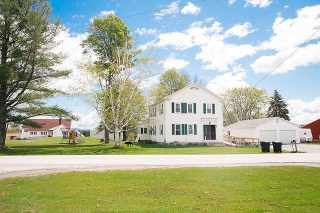 101 Crown Point Road, Bridport, VT 05734 (MLS #4860576) :: The Gardner Group