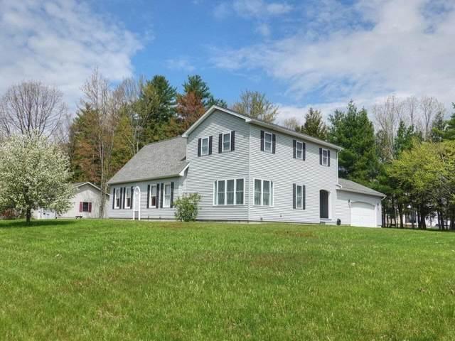 8 Ellison Street, Milton, VT 05468 (MLS #4860589) :: Signature Properties of Vermont