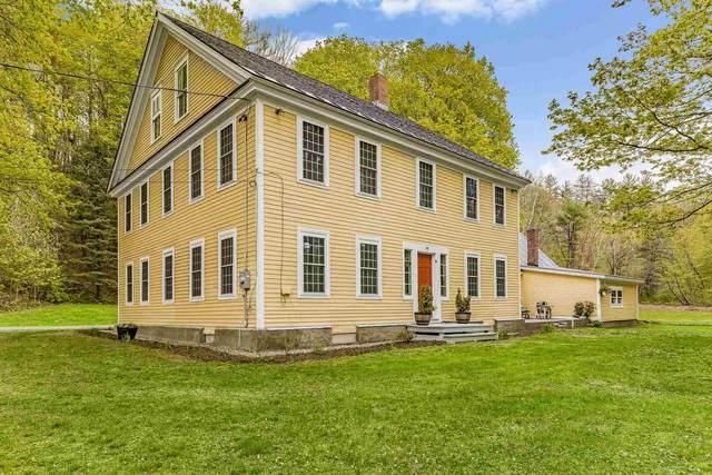 38 Mill Village Road, Cornish, NH 03745 (MLS #4860600) :: Signature Properties of Vermont