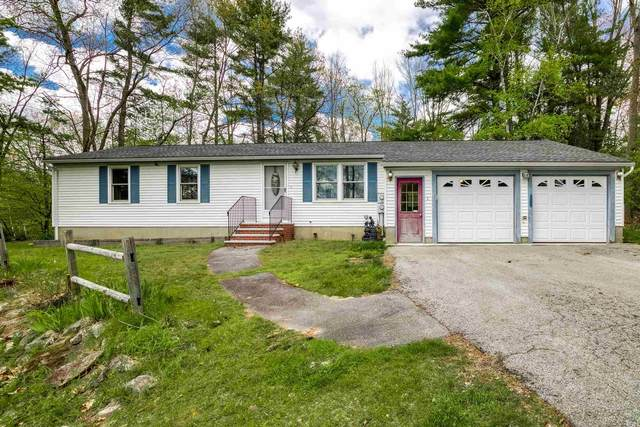 10 Old Derry Road, Londonderry, NH 03053 (MLS #4860616) :: The Hammond Team